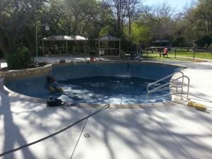 Alamo Heights pool leak detection