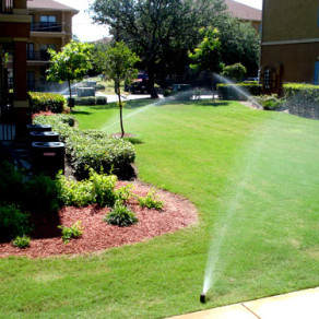 Commercial Irrigation Systems New Braunfels