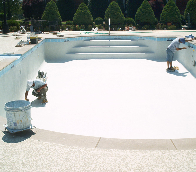 Pool plaster san antonio for Pool plaster