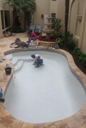 Pool Plaster San Antonio