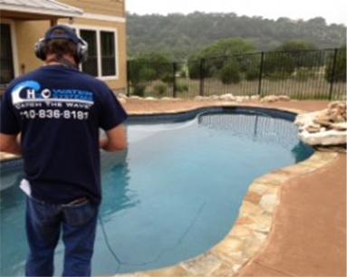 Pool Leak Detection Amp Leak Repair Services In San Antonio