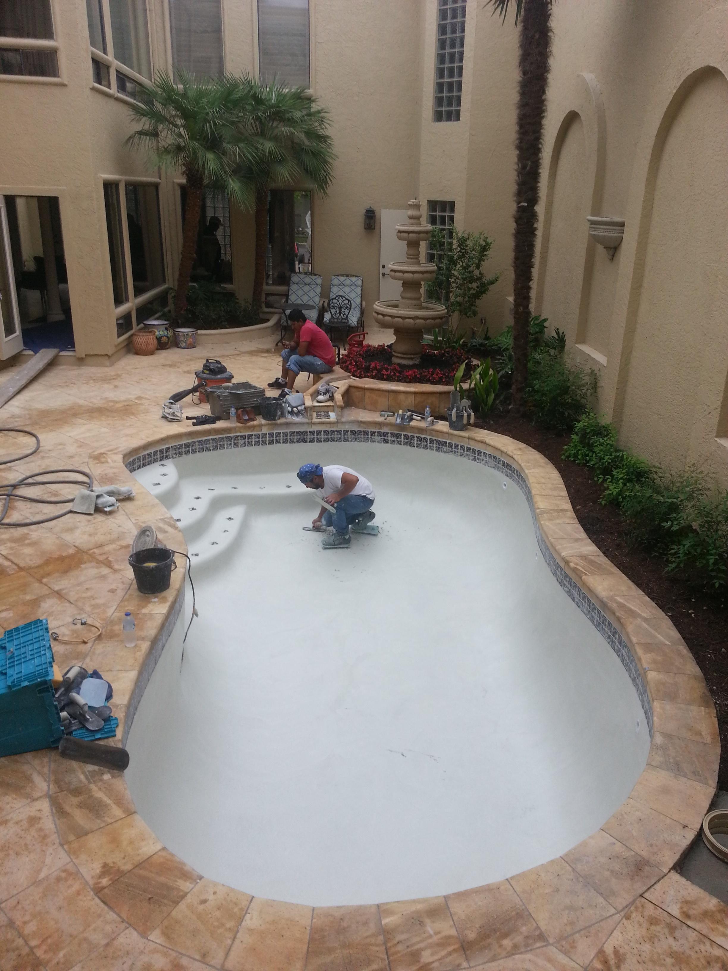 Swimming Pool Repair San Antonio Texas