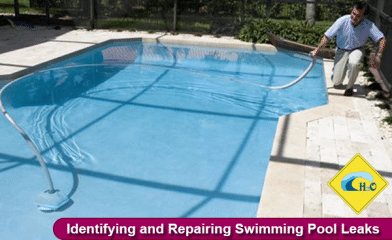 Swimming-Pool-Leakage - H3O Water Systems