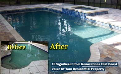 pool renovations San Antonio